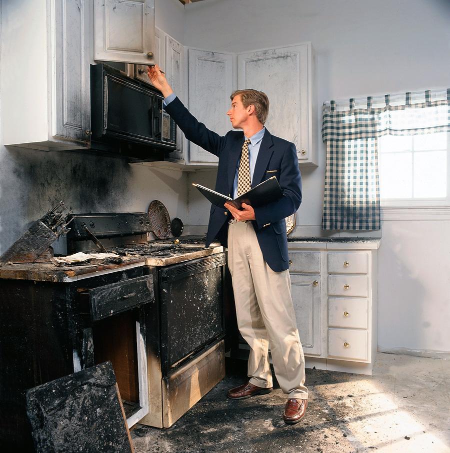 оценка нанесенного ущерба квартиры